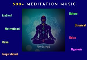 3231I will provide 100 relaxing powerful ambient meditation music commercial use
