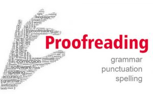 4015I will proofread and copy edit your book, document, or web content