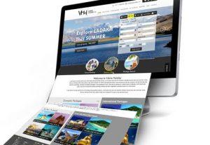 5824I will design wordpress website development with custom design